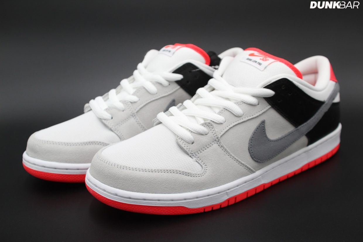 Nike SB Dunk Low – Infrared | Detailed Pictures | Dunkbar